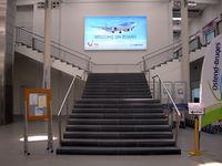 Ostend-Bruges International Airport, Ostend Belgium (EBOS) - Passenger area - by Joeri Van der Elst