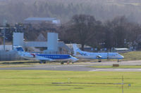 Aberdeen Airport - Airport view - by Clive Pattle