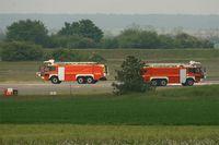 Châteaudun Airport - Runway control, Chateaudun air base 279 (LFOC) - by Yves-Q