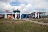 Skive Airport -Skive,  Denmark (SQW) photo