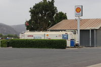 Santa Paula Airport (SZP) - Santa Paula Airport SHELL 100LL Self-Serve Fuel Dock, note lowered price - by Doug Robertson