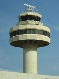 Palma de Mallorca Airport (or Son Sant Joan Airport) - tower - by Jean Christophe Ravon - FRENCHSKY