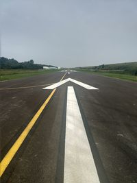 Harrison County Airport (8G6) - New Runway 13-31 (August 2018)  - by Yamini G
