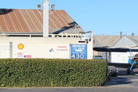 Santa Paula Airport (SZP) - Santa Paula SHELL Self-Serve 100LL, no price change - by Doug Robertson