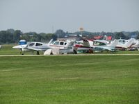 Fond Du Lac County Airport (FLD) - overflow for OSH - by magnaman