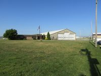 West Bend Municipal Airport (ETB) - view from main car park - by magnaman