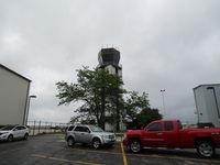 Waukegan Regional Airport (UGN) - tower - by magnaman