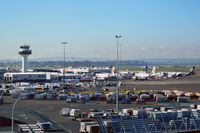 Auckland International Airport - View towards the domestic terminal - by Micha Lueck