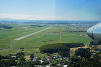Invercargill Airport, Invercargill New Zealand (NZNV) - Taken from ZK-FWZ (SZS-IVC) - by Micha Lueck