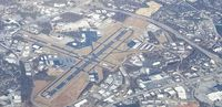 Greenville Downtown Airport (GMU) - From 11,000 on an Angel Flight from KCCO to KINT - by Jim Monroe