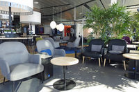 Göteborg-Landvetter Airport, Göteborg Sweden (ESGG) - The beautiful SAS lounge at GOT - by Micha Lueck