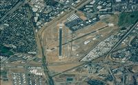 Buchanan Field Airport (CCR) - Buchanan Field Concord California 19?? - by Clayton Eddy