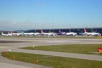 Zurich International Airport - At Zurich - by Micha Lueck