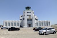 William P Hobby Airport (HOU) - the Houston Municipal Airport terminal building - restored and maintained by volunteers and staff of the 1940 Air Terminal Museum - by Ingo Warnecke