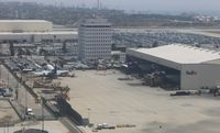 Los Angeles International Airport (LAX) - Departing  LAX - by Florida Metal