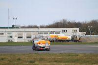 Brest Bretagne Airport, Brest France (LFRB) - Refueling trucks, Brest-Bretagne airport (LFRB-BES) - by Yves-Q