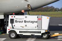 Brest Bretagne Airport, Brest France (LFRB) - Power supply generator, Brest-Bretagne airport (LFRB-BES) - by Yves-Q