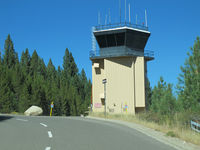 Lake Tahoe Airport (TVL) - the control tower - by olivier Cortot