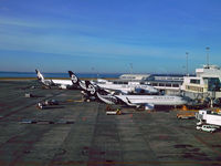 Auckland International Airport, Auckland New Zealand (NZAA) - Auckland is NZ's home base - by Micha Lueck