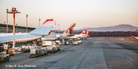 Zurich International Airport - Zurich-Kloten International Airport Terminal E - by miro susta