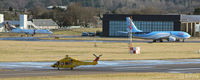 Aberdeen Airport - Heli Ops at Aberdeen - by Clive Pattle