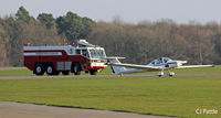 Lasham Airfield - Gliding operations @ Lasham - by Clive Pattle
