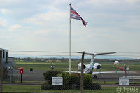 Gloucestershire Airport - View @ Gloucester/Staverton - by Clive Pattle