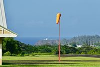 Princeville Airport (HI01) - Windsock 2019. - by Clayton Eddy