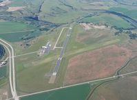 Hot Springs Municipal Airport (HSR) - Hot Springs, SD - by Gordon Brooks