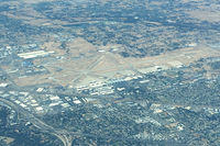 Mc Clellan Airfield Airport (MCC) - Flying by Sacramento Mc Clellan Airfield - by Timothy Aanerud