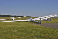 Sarreguemines Neunkirch Airport - To see are from right to left F-CHIN; F-CBDQ and F-CEPI - by Wilfried_Broemmelmeyer