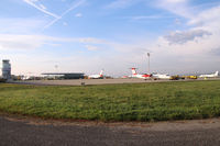 Graz Airport - Busy times @GRZ - by Stefan Mager