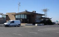 Merced Rgnl//macready Field Airport (MCE) - pax. terminal of Merced airport CA - by Jack Poelstra