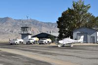 Eastern Sierra Regional Airport (BIH) - Bishop, Eastern Sierra Rgnl airport - by Jack Poelstra