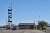 Gila Bend Municipal Airport (E63) - Gila Bend airport AZ - by Jack Poelstra