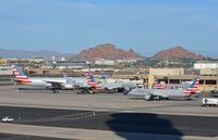 Phoenix Sky Harbor International Airport (PHX) - Phoenix Terminal 4 - by FerryPNL
