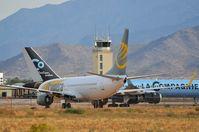 Phoenix Goodyear Airport (GYR) - Goodyear Airport tower - by FerryPNL