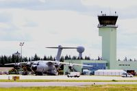 LFOA Airport - Avord air base 702 (LFOA) - by Yves-Q