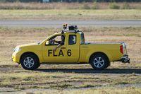 Bordeaux Airport, Merignac Airport France (LFBD) - Taxiway security, Bordeaux-Merignac airport (LFBD-BOD) - by Yves-Q