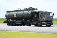 LFOA Airport - Military refueling truck, Avord air base 702 (LFOA) - by Yves-Q